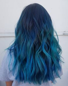 Ocean Hair Is the New Color Trend That's Making Waves on Instagram | Allure