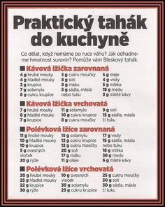 Miry a vahy Cooking Tips, Cooking Recipes, Healthy Recipes, Czech Recipes, Smoking Meat, Winter Food, Winter Meals, Seafood Dishes, Main Meals