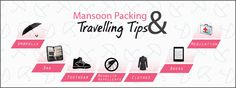 Monsoon packing & travelling tips