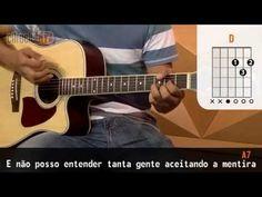 Medo da Chuva - Raul Seixas (aula de violão simplificada) - YouTube