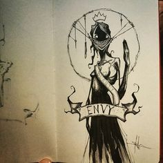 Envy - Shawn Coss