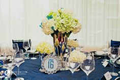The Elegant Canuck themed table with flowers by Sunflower Florist, decor by Niche Event Stylists, stationery by Essential Packaging Store - Photo by Denise Lin Photography