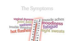 Symptoms Night Sweats, Trouble Sleeping, Hot Flashes