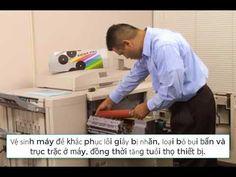 Cách sửa máy photocopy bị nhăn giấy