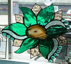 Holidaze Stained Glass - Showroom 002