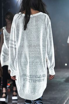 Y-3 Spring 2014 - Details Ok what is this magical fabric??