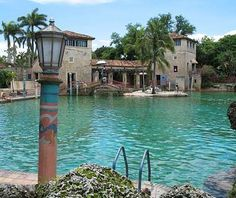 World's Coolest Pools: Coral Gables Venetian Pool This was so amazing to swim in! Old Florida, Florida Vacation, Florida Travel, Vacation Spots, Destin Florida, Beach Travel, South Florida, Vacation Ideas, Great Places