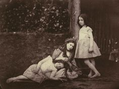 Lewis Carroll photographe