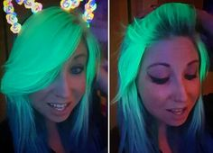 Arctic Fox Hair Color: Neon Moon