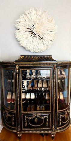 closet for shoes