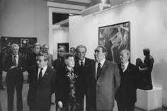Картинки по запросу выставка москва париж 1981