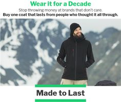 An incredible jacket for adventurers, with innovative features, 16 pockets and super premium quality in every stitch. A Decade, Things To Think About, The Incredibles, Adventure, How To Wear, Stuff To Buy, Pockets, Stitch, Fashion