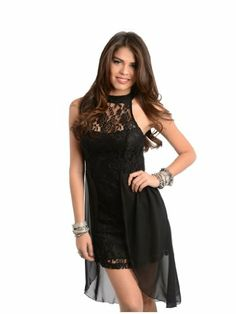 Sexitu Womens Black Lace Hi Low Sheath Maxi Dress (Small) Sexitu,http://www.amazon.com/dp/B00H9T157M/ref=cm_sw_r_pi_dp_2oMQsb13X6DRDR0S