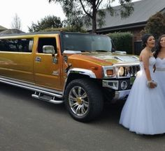 One of the best things about a special occasion is making preparations for its occurrence. Whether it's a wedding, an anniversary, a birthday party, a corporate meeting, a bucks party or even a simple airport transfer, why not indulge in some special luxuries?. H2 Hummer Hire Melbourne offer you some of the most luxurious vehicles in Melbourne. We are committed to providing an exceptional and professional limousine hire at an affordable rate. #limohiremelbourne #weddingcarhire