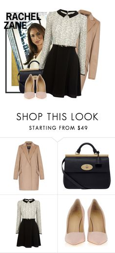 """""""My style/everything else inspiration <3"""" by etreheureux ❤ liked on Polyvore featuring Mulberry, Oasis, Giuseppe Zanotti, Suits and rachelzane"""