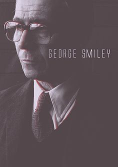 Gary Oldman as George Smiley,    Tinker Tailor Soldier Spy (2011)