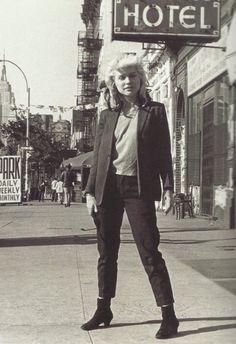 Image - Debbie Harry - une-autre-epoque - Skyrock.com