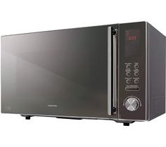 Currys PC World. - Confident kitchen power with 900 W microwave. Liven up your microwave cooking with our range of microwave-safe accessories. Get more from your microwave. Countertop Materials, Microwave Oven, Interior Lighting, Country Kitchen, Cooking Time, Dishwasher, Household, Kitchen Appliances, Kitchens