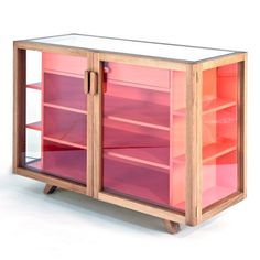 vitrina small sideboard hierve orange 005