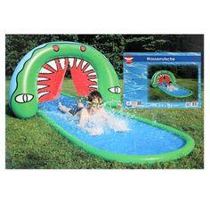 Waterglijbaan Krokodil 510 cm