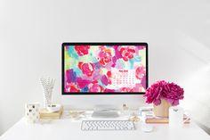 FREE MAY 2015 Desktop Calendar! - All Things Pretty