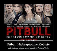 Pitbull Niebezpieczne Kobiety – Już niedługo kolejna część trylogii od Patryka Vegii.
