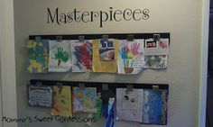 Masterpieces Wall