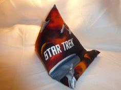 Sitzsack, Bean Bag, Stand, Kissen für Tablet, Kindle, iPod, iPad, Star Trek Enterprise von StofftoyBoutique auf Etsy