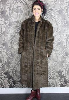 Furry+coat+-+Faux+Fur+Coat+12BF396