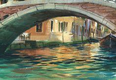 1stdibs.com | Alexander Creswell - Venice - Rio San Vio