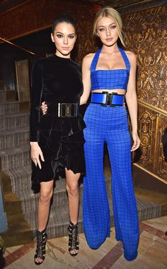 How gorgeous do Kendall Jenner and Gigi Hadid look?