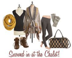 All from Mod Cloth: Layering up for winter - Savvy Sassy Moms
