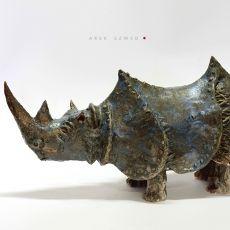 RH2 / Rzeźba ceramiczna ceramika Arek Szwed