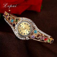 Top Brand Luxury Famous Ladies Quartz Watch