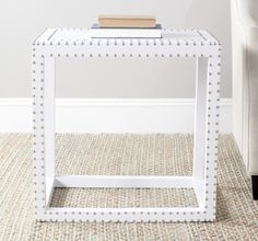Mellie End Table - Layer Plush Holiday Touches on Joss & Main