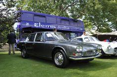 Maserati Quattroporte:  1963