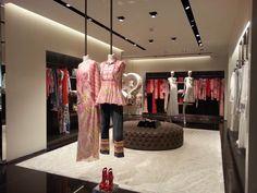 Roberto Cavalli, Montenapoleone, Milan, Italy | retail | fashion | design | visual
