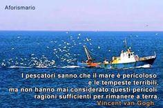 Aforismario®: Pesca e Pescatori - Frasi e proverbi a strascico