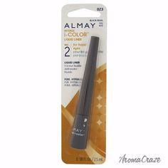 Almay Intense I-Color Liquid Liner # 023 Black Pearl Eyeliner for Women oz Eye Color, Lip Colors, Mascara, Eyeliner, Blending Colored Pencils, Liquid Liner, Makeup Palette, Makeup Tools, Smudging