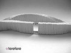 paper necklace by terefere