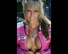 Hot Girls and Race Cars! - YouTube