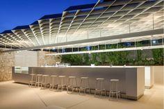 Bar Counter, Black Sea, Beach Pool, Fiji, Beach Club, Retail Design, Mosque, Store Design, Rooftop