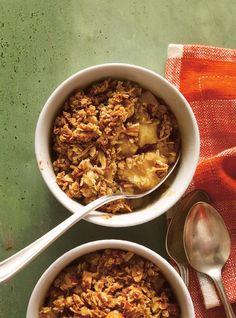 Apple Coconut Crisp |RICARDO