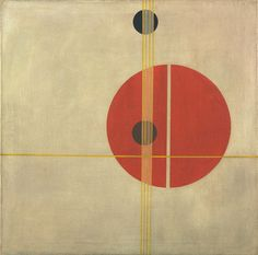 Geometric Art: László Moholy-Nagy was a Hungarian painter and photographer as well as professor in the Bauhaus school. He was highly influenced by constructivism and a strong advocate of the integration of technology and industry into the arts. Art Bauhaus, Bauhaus Painting, Painting & Drawing, Modern Art, Contemporary Art, Kazimir Malevich, Laszlo Moholy Nagy, New York Art, Geometric Shapes