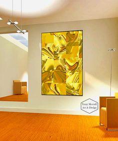 Golden mirror Art Print by yamymorrellartanddesign Golden Mirror, Mirror Art, Mockup, Giclee Print, Saatchi Art, Digital Prints, Abstract Art, Metallic, Art Prints