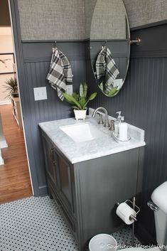 Guest Bathroom Renovation! - Southern Hospitality