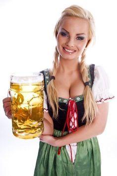 Munich, Octoberfest Girls, Beer Bucket, Beer Shop, Beer Girl, German Beer, Beer Festival, Best Beer, Craft Beer