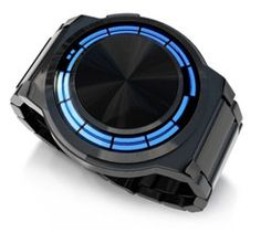 Tokyoflash brings RPM LED wristwatch concept to reality (video) -- Engadget