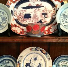 "child's ""imari"" mixed into collection thelastoldhouse.com"