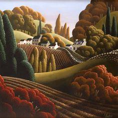George Callaghan - Autumn Fields